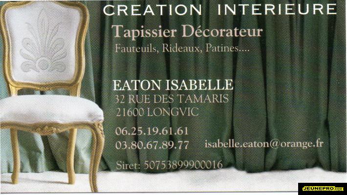 Creation Interieure Tapissier Decorateur